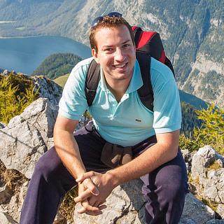 Reiseblogger Christian Öser