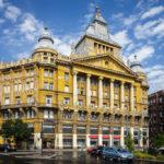 Der klassizistische Anker Palast