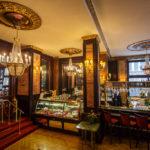 Innenansicht des Astoria Café