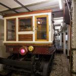 Historische U-Bahn im U-Bahn-Museum
