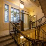 Treppenhaus im Gresham-Palast (Four Seasons Hotel)