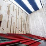 Innenansicht des Palast der Künste