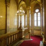 Innenansicht des Parlaments