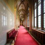 Innenansicht des Parlaments von Budapest