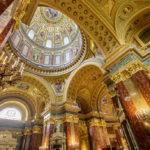 Innenansicht der St.-Stephans-Basilika