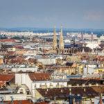 Blick auf Budapest von der St.-Stephans-Basilika