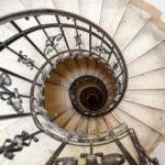 Das Treppenhaus der St.-Stephans-Basilika