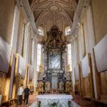Innenansicht der St.-Nikolaus-Kirche