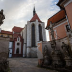Dominikanerkloster mit der Kirche Opferung der Jungfrau Maria