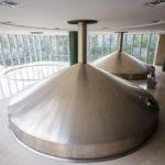Neues Sudhaus in der Brauerei Pilsner Urquell