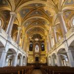 Innenansicht der Großen Synagoge