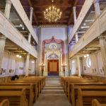 Innenansicht der Alten Synagoge