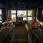Historisches Sudhaus in der Brauerei Staropramen