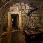 Die Pumpe der Karl-Theodor-Quelle
