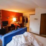 Doppelzimmer im Hotel Oase in Bad Ischl