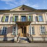 Villa von Operettenkomponist Oscar Straus