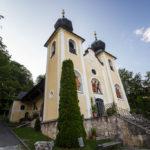Außenansicht der Kalvarienbergkirche