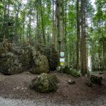 Das Naturdenkmal Einsiedlerstein