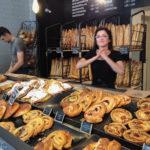 Eine typische Bäckerei in Bordeaux