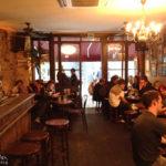 Innenansicht der Vintage Bar