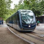 Straßenbahn ohne Oberleitung