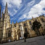 Außenansicht der Kathedrale Saint-André