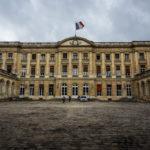 Das Rathaus (Hôtel de Ville) ist im Palais Rohan untergebracht