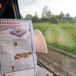 Bordmagazin im Hochgeschwindigkeitszug TGV