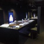Ausstellungsbereich in der Cité du Vin