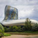 Außenansicht der Cité du Vin