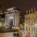 Triumphbogen Porte de Bourgogne