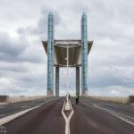 Blick auf die Pont Jacques-Chaban-Delmas