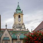Der Turm des Alten Rathaus