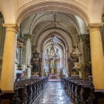 Blick in die Franziskanerkirche