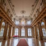 Der Spiegelsaal im Primatialpalais