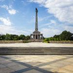 Das Kriegerdenkmal Slavín