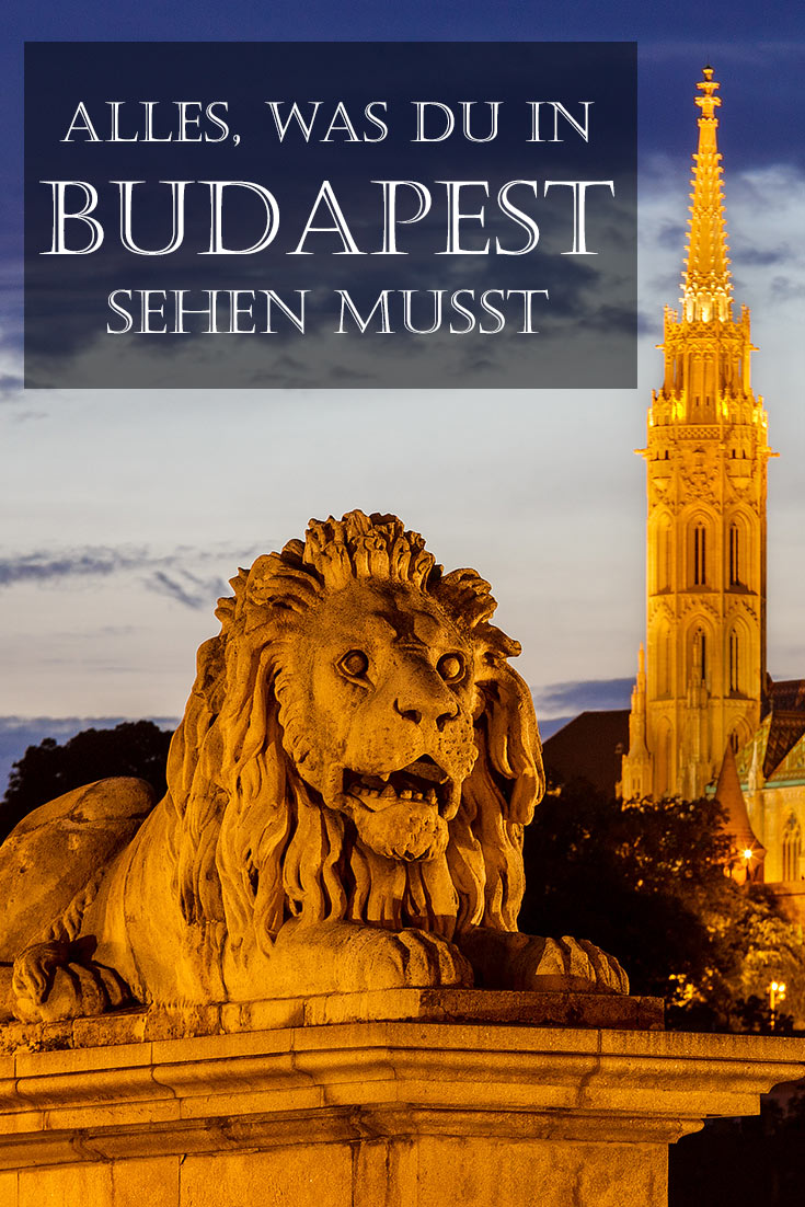 Reisebericht über Budapest in Ungarn mit Erfahrungen zu Sehenswürdigkeiten, den besten Fotospots sowie allgemeinen Tipps.