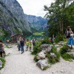 Der Obersee als touristischer Magnet