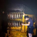 Geräucherte Saiblinge im Fischerstüberl Fischer vom Königssee