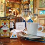 Kaffeepause in der Brasserie La Cigale