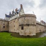 Das Schloss Nantes (Château des ducs de Bretagne)