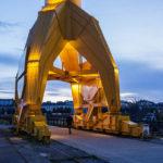Der Grue Titan, Teil des Kunstprojekts Les Machines de l'Île