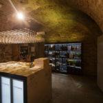 WineBANK im Keller des Kipferlhauses in Wien