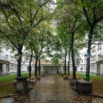 Innenhof des Lassallehofs (Archivaufnahme von Open House 2014)