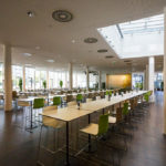 Kantine im OMV Headoffice in Wien