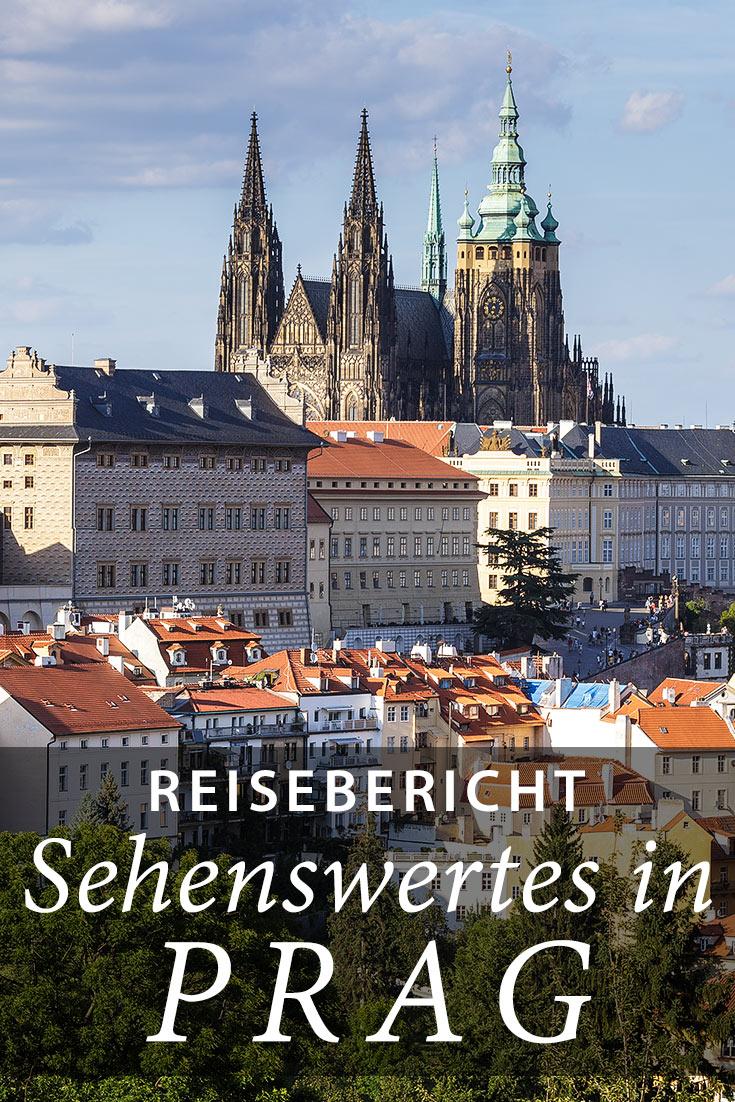 Reisebericht über Prag in Tschechien mit Erfahrungen zu Sehenswürdigkeiten, den besten Fotospots sowie allgemeinen Tipps.