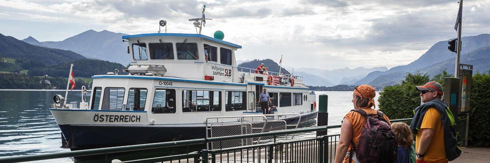 Wolfgangseeschifffahrt