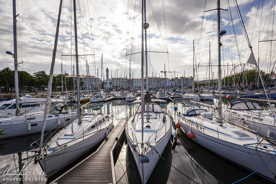 Beim Betrachten der Boote steigt die Lust, selbst an Bord zu gehen