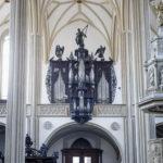 Innenansicht der St.-Jakobs-Kirche (Kostel sv. Jakuba)