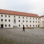 Burghof der Festung Spielberg (Špilberk)